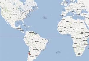 Santiago Map And Santiago Satellite Image