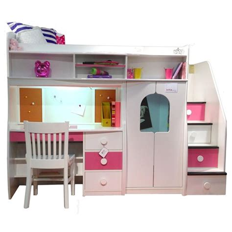 berg loft bed selections  optional features homesfeed