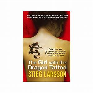 With The Dragon Tattoo Book Series  pixshark   Images Galleries With A Bite!