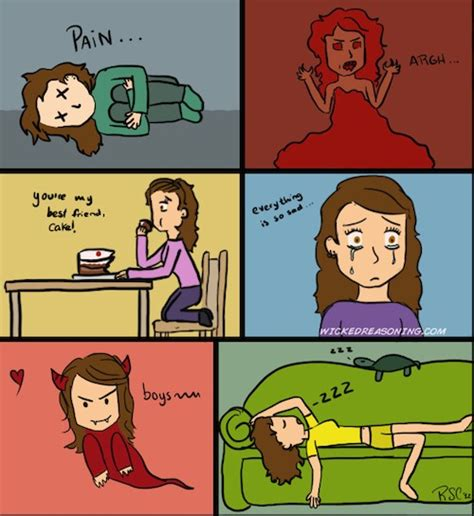 Girl On Period Meme - viralands and this is how women feel during their period 7 is so true