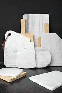 Planche De Bois Blanc : planche en marbre blanc et en bois ambiance ateliers sansone ~ Voncanada.com Idées de Décoration