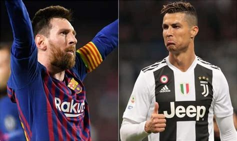 Cristiano Ronaldo vs Lionel Messi Debate on Twitter ...