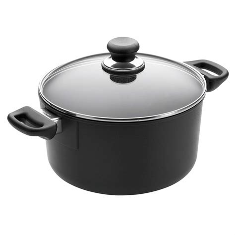 is pot in denmark scanpan classic 3 25 quart covered stock pot at chefs corner store