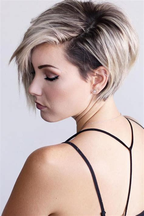 Different Hairstyles For Pixie Cuts by 52 Pixie Cut Looks For The New Season Hair