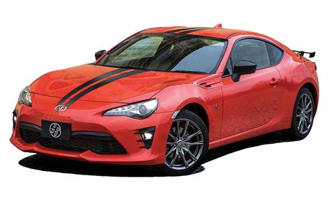 Toyota Coupes by Toyota Adds A Bit Of Spice To Special Edition 860 Coupe