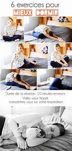 Que Faire Pour Bien Dormir : comment bien dormir 6 exercices de relaxation conseils ~ Melissatoandfro.com Idées de Décoration