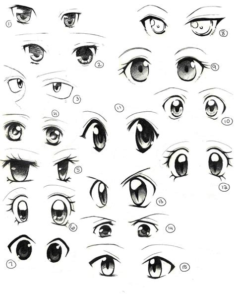 Doll Eyes Drawing At Getdrawingscom Free For Personal