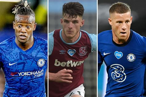Chelsea 'offer Michy Batshuayi and Ross Barkley as part of ...