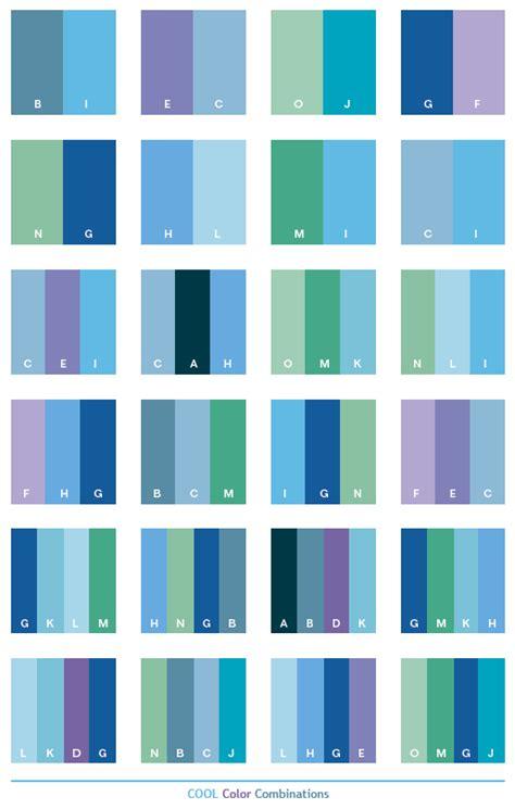 Cool Colour by Cool Color Schemes Color Combinations Color Palettes For