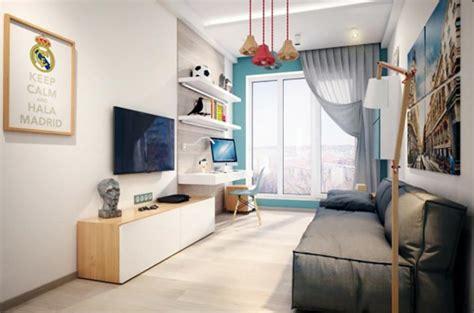 chambre moderne ado chambre ado au design déco sympa et original design feria
