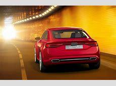 Audi TT FourDoor Body Style Could Happen In Electric Form