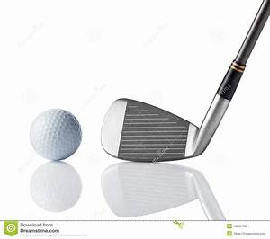 Golf Lounge : golf club and golf ball stock photo image of isolated 10220768 ~ Gottalentnigeria.com Avis de Voitures