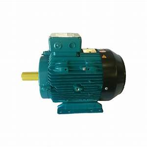 Crompton Greaves Electric Motor Aluminium 4 Pole 7 5kw