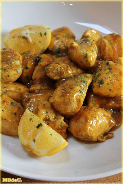 cuisine de sabrina poulet au citron de sabrina mes brouillons de cuisine