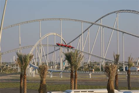 Ferrari's first and only theme park is located in abu dhabi. The 12 Most World's Scariest Roller Coaster Rides - BMS: Bachelor of Management Studies Portal