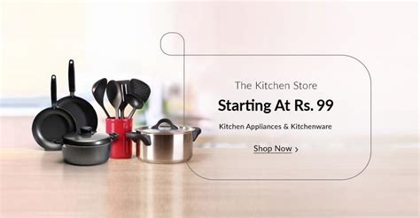 Snapdeal Kitchen Store  Kitchenware Starting At Rs 99