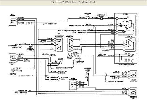Honda Civic Wiring Diagram Images