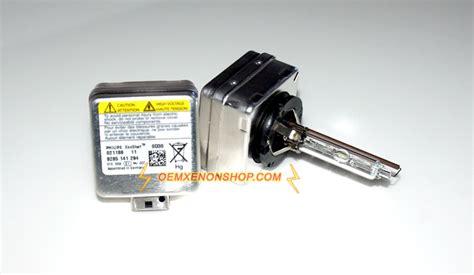 audi a4 s4 rs4 b7 bi xenon headlight flickering ballast