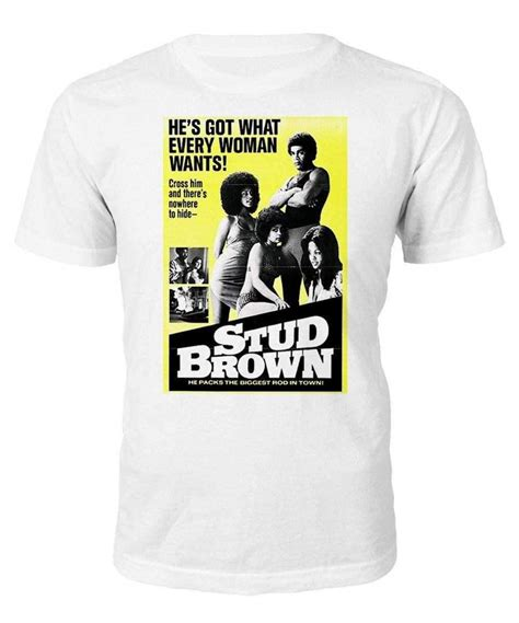 buy the most powerful stud brown t shirt black legacy clothing 174