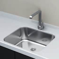 cantrio koncepts kss 2018 kitchen steel series single bowl