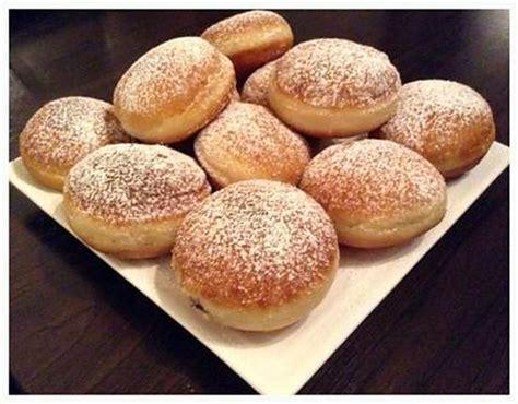 dessert sans oeuf sans lait recette de beignet fourr 233 au nutella et confiture sans œuf sans lait