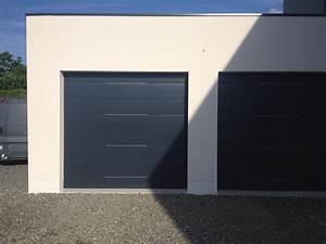 porte de garage sectionnelle pas cher meilleures images With porte de garage coulissante jumelé avec ouverture de porte paris 2