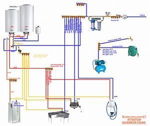 installation d eau maison projet multicouche page 1 With installation d eau maison