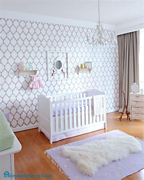 papier chambre deco chambre fille papier peint visuel 4