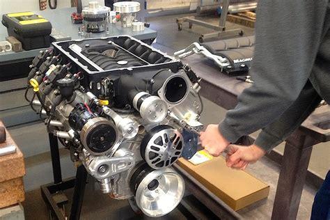 concept  kits simplify supercharger installs  ls engines