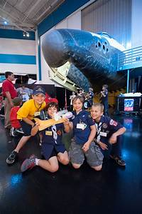 Space Center Houston Camp | Dave Wilson Photography