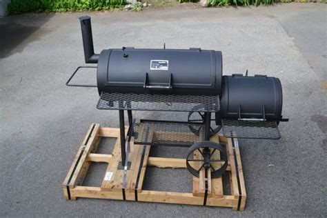 yoder smokers cheyenne offset cooker review