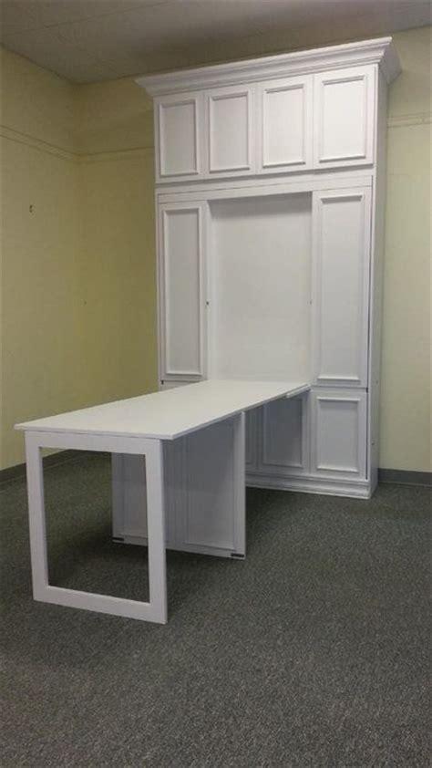 murphy bed desk ideas  pinterest