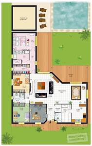 bungalow de luxe detail du plan de bungalow de luxe With superb plan de maison etage 3 vaste villa detail du plan de vaste villa faire