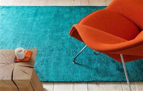 best tapis de salon bleu turquoise et orange gallery