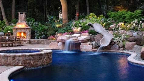 residential landscape design landscape construction pool