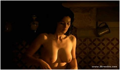 Bellucci Monica Nude Charlize Theron