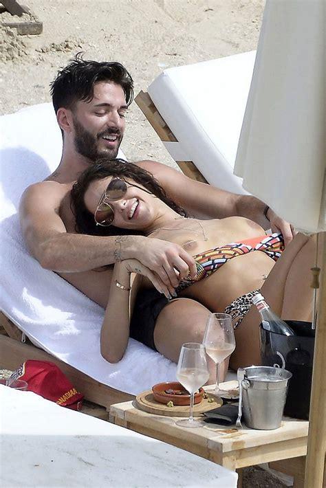 Nabilla Benattia Topless Sexy Scandal Planet