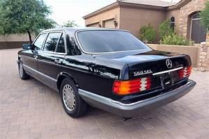 1991 Mercedes-benz 560sel 4 Door Sedan