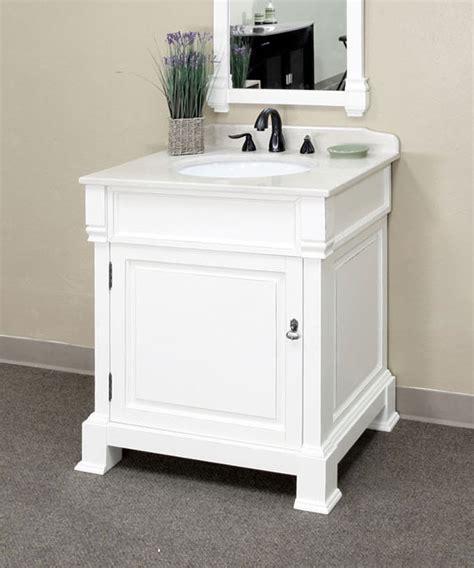 traditional single sink vanity wood  bellaterra