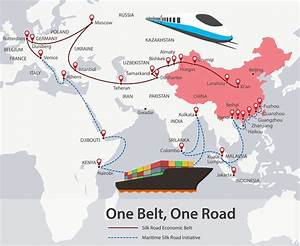China redirects capital to Belt Road countries amid M&A ...