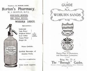 WOBURN SANDS COLLECTION 1905 Guide