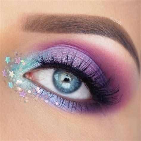 spring  summer bright  bold makeup ideas