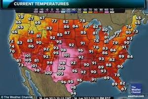 Arizona heatwave Temperatures soar to nearly 120 as