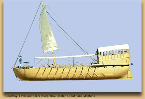 How To Draw A Keelboat by Lewis And Clark Thinglink
