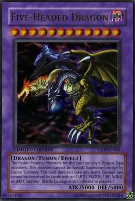 five headed deck profile five headed sd09 enss1 ultra nm dinosaurs rage