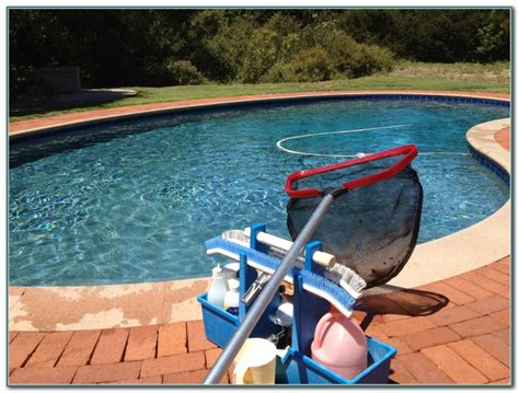 Swimming Pool Maintenance For Beginners  Pools Home