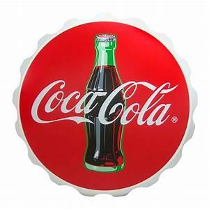 Coca-Cola Contour Bottle Crown Bottle Cap Key Box