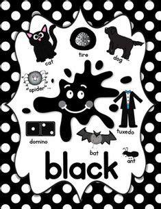 color gray images preschool activities
