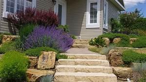 realisation cote jardin en facade plani paysage With idee amenagement exterieur maison 2 limportance dun plan damenagement paysager