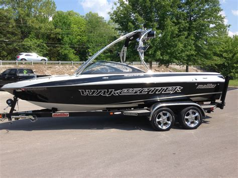 Malibu Wakesetter Boat by Malibu Vlx Wakesetter Silver Edition Boat For Sale From Usa